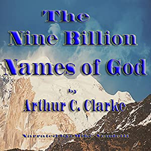 The Nine Billion Names of God Audiobook