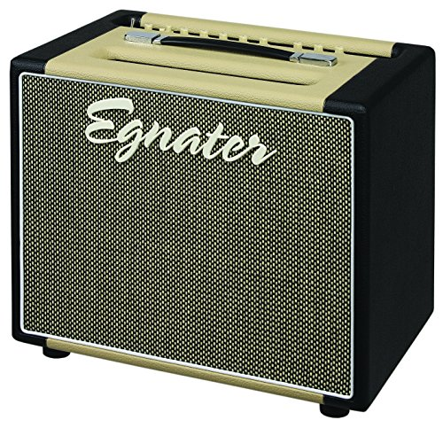 30 Amplifier Watt Combo (Egnater REBEL -30 112 MARK II 30-Watt Two-Channel Tube 1 x 12-Inch Combo with Tube Mix, Reverb and Silent Record, 2 x 6V6, 2 x EL84 Power Tubes, 5 x 12AX7 Preamp Tubes)