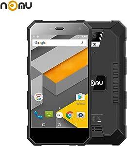 Smartphone Impermeable,Telefono Desbloqueado 5.0 Pulgadas FHD ...