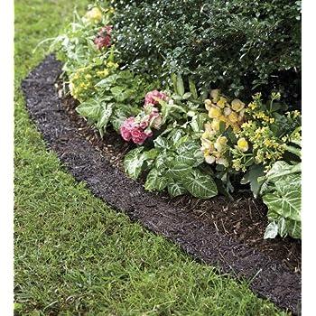 "Amazon.com : Coco Fiber Edging, 6"" x 12 : Mulches : Garden"