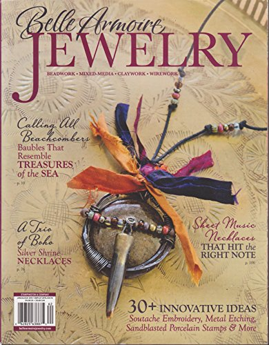 Belle armoire jewelry magazine june july august 2016 shop for Belle armoire jewelry magazine subscription