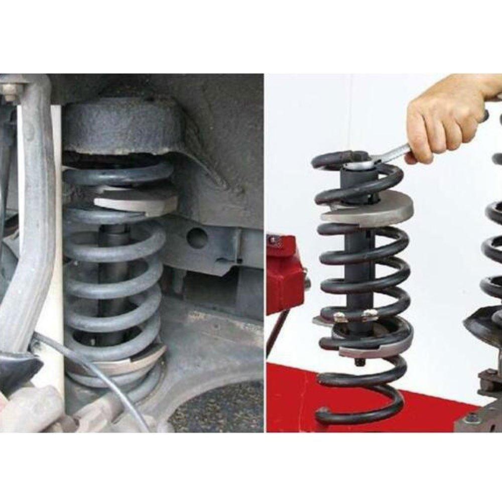 MILLION PARTS 5Pcs Suspension Coil Spring Compressor Strut Tool Kit for Mercedes Benz by MILLION PARTS (Image #6)