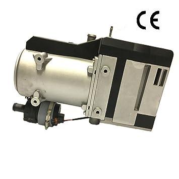 Nueva alta diesel calentador de agua Líquido aparcamiento 9 kw24 V para autobús o barco