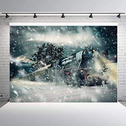 Amazon Com Qian Christmas Snowflake Background For Photography