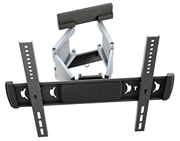 Ricoo Support Tv Mural Orientable Inclinable S0344 Meuble De