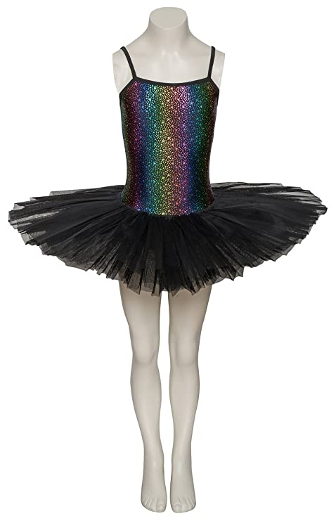 Black Star Print Ballet Dance Full Tutu Costume All Sizes By Katz Dancewear