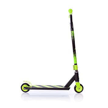 MITICAL Patinete Scooter Negro (Talla: T.U.): Amazon.es ...