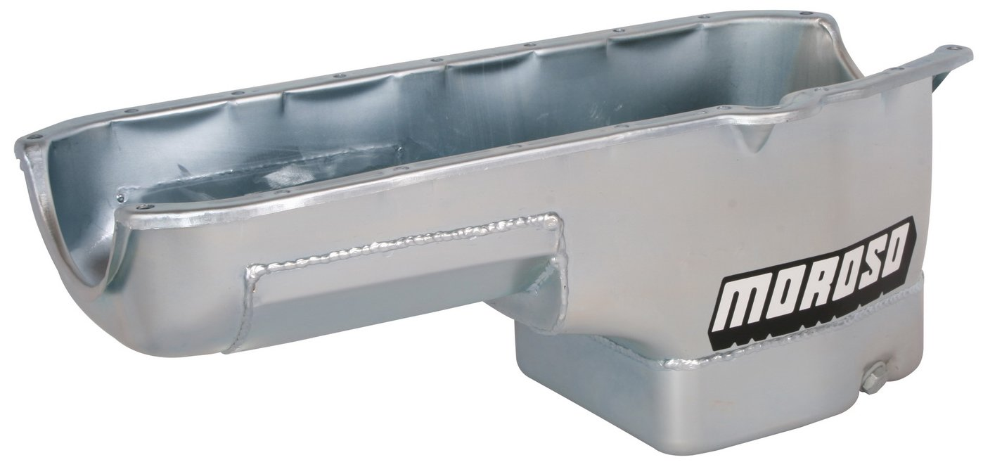 Moroso 20230 Oil Pan for Chevy Vega//Monza Small-Block Engines