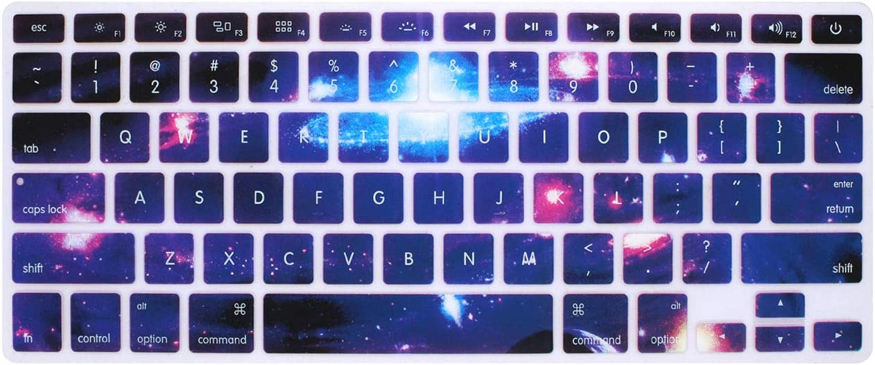 Picture Color 2 13-inch Apple Notebook Keyboard Film Skin 13-inch Apple Notebook Keyboard Film Skin Series Apple Notebook 13-inch Keyboard Film Protective Cover