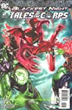 : Green Lantern Blackest Night Tales of the Corps #2 1:25 Gray Frank Variant
