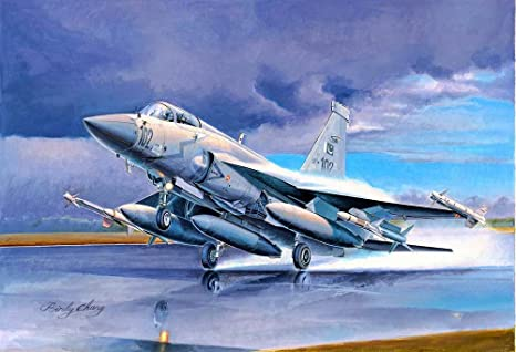 Trumpeter 1/72 Chinese FC1 Fierce Dragon Fighter (Pakistani JF17 Thunder)