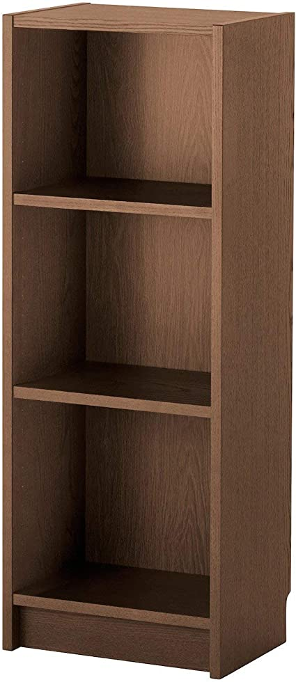 IK IKEA Billy - Librería, Color marrón, Chapa de Fresno, 40 x ...