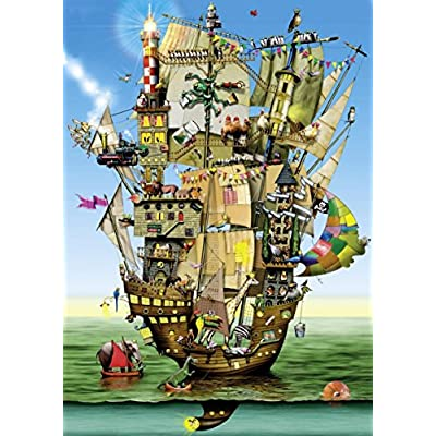 Schmidt Puzzle 1000 Pices Colin Thompson Larche De No