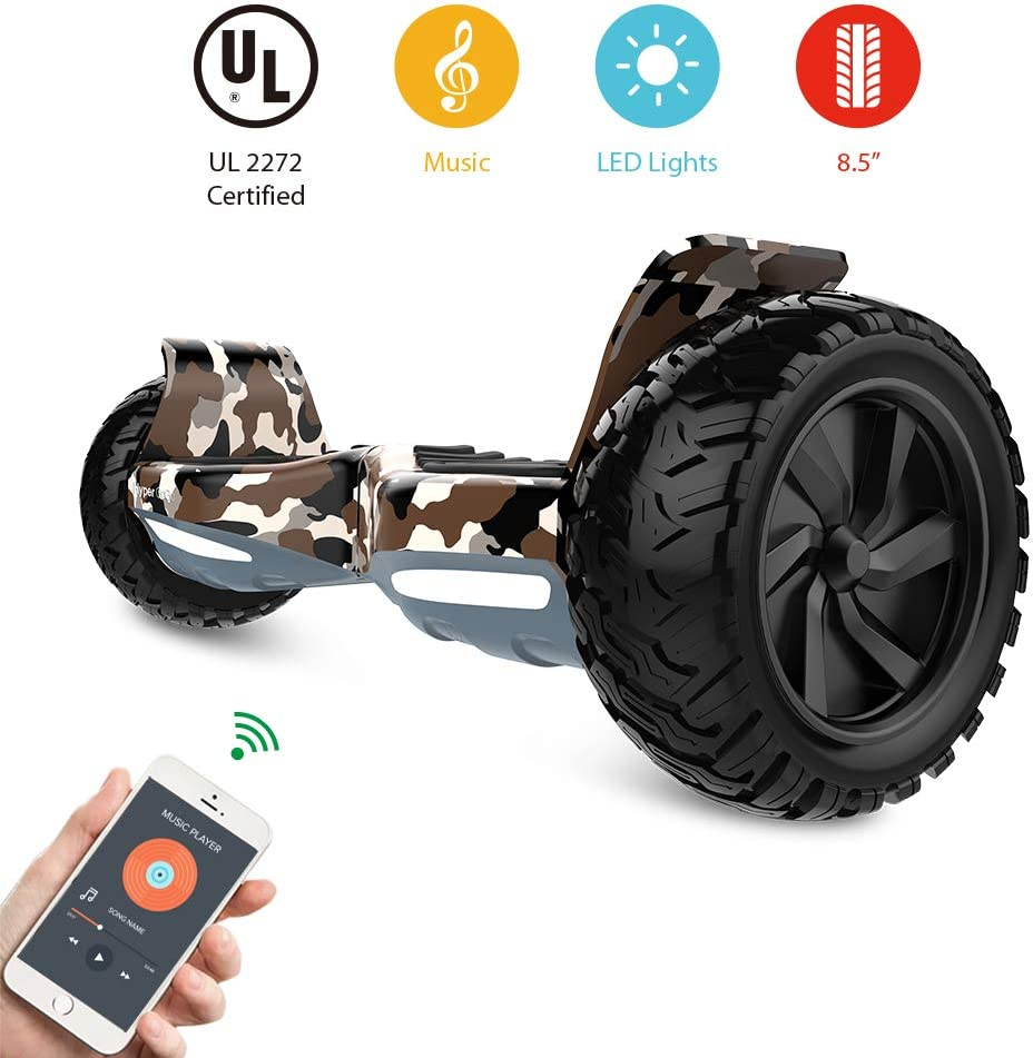 Top 18 Best Hoverboard For Kids (2020 Reviews & Buying Guide) 14