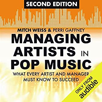 Amazon com: Managing Artists in Pop Music, Second Edition: What