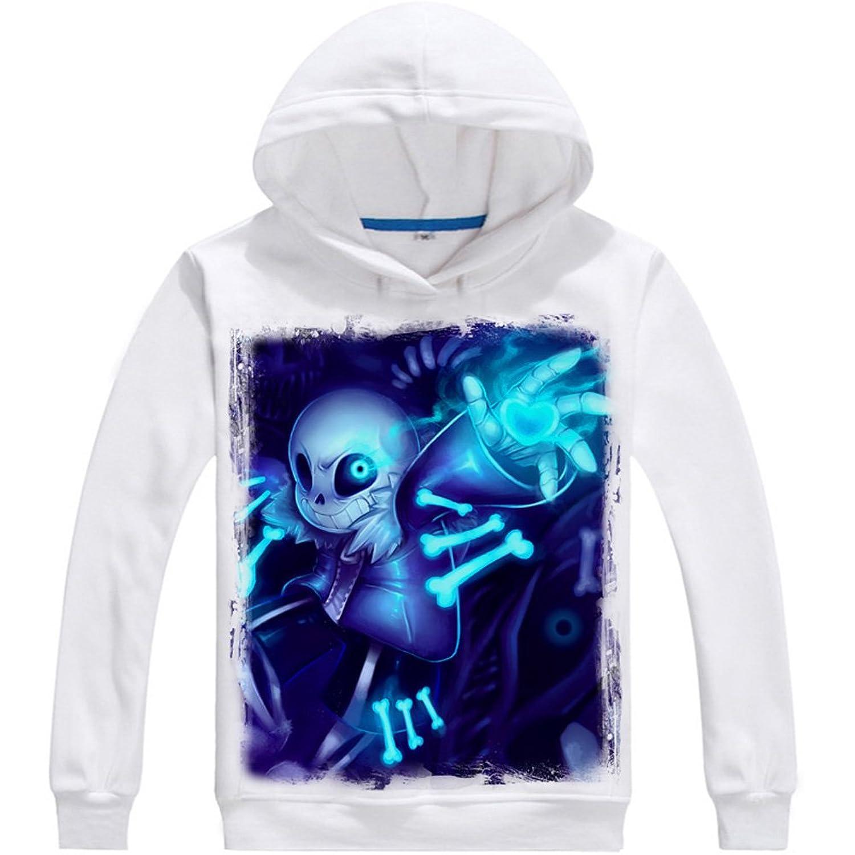 Undertale Sans Men Women 3D Hoodies Sweatshirts Pullover Casual Jacket Coat Tops