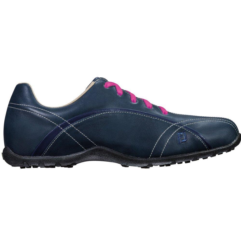 FootJoy Casual Spikeless Golf Shoes 2016 Women CLOSEOUT Deep Blue Medium 7.5