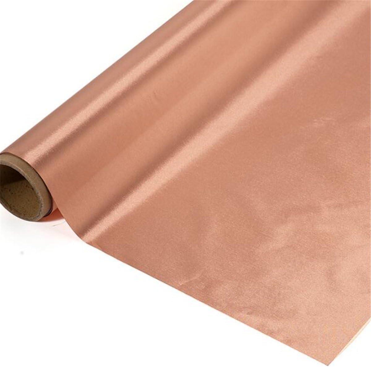 EMF//RFID//EMI//Wifi//Singal Shielding Copper Fabric Block Frequency Waves Earthing