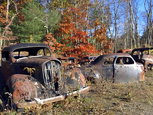 Bernardston Auto Wrecking, Bernardston, MA