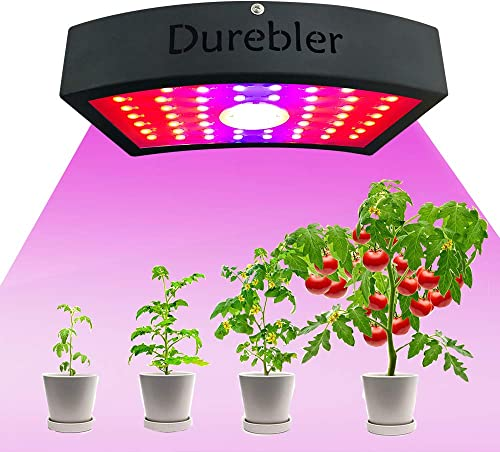 1000W LED Grow Light,Double Chips Full Spectrum with COB Plants Grow Light for Indoor Plants Hydroponics Plants,Durebler UV Grow Light Can Quickly Enhance Veg and Flower s Growth