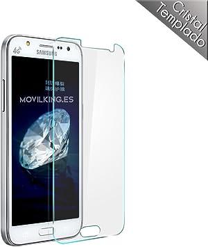 Samsung Galaxy J5 Protector de pantalla de cristal vidrio templado ...