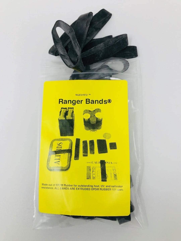 Ranger Bands 5col Survival Supply Big Mix 27 count