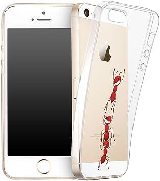 OOH!COLOR® Estuche de dise?ador con el motivo APL007 para el móvil ...