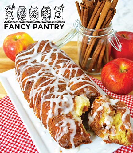 (Fancy Pantry Apple Cinnamon Monkey Bread Mix and Pan, 20.1 Ounce)