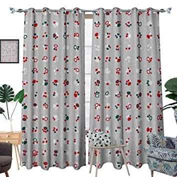 Amazon Com Longbuyer Blackout Curtains For Bedroom Vector