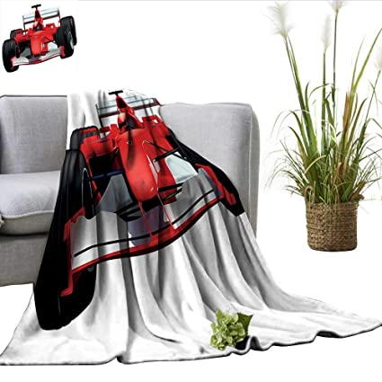 Phenomenal Amazon Com Smllmoondecor Cars Blanket For Sofa Couch Bed Gmtry Best Dining Table And Chair Ideas Images Gmtryco
