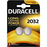 BATTERY, LITHIUM COIN CR2032 2PK 75072668 By DURACELL