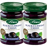 Bio Fix Blackcurrant Jam 290g Pack of 2