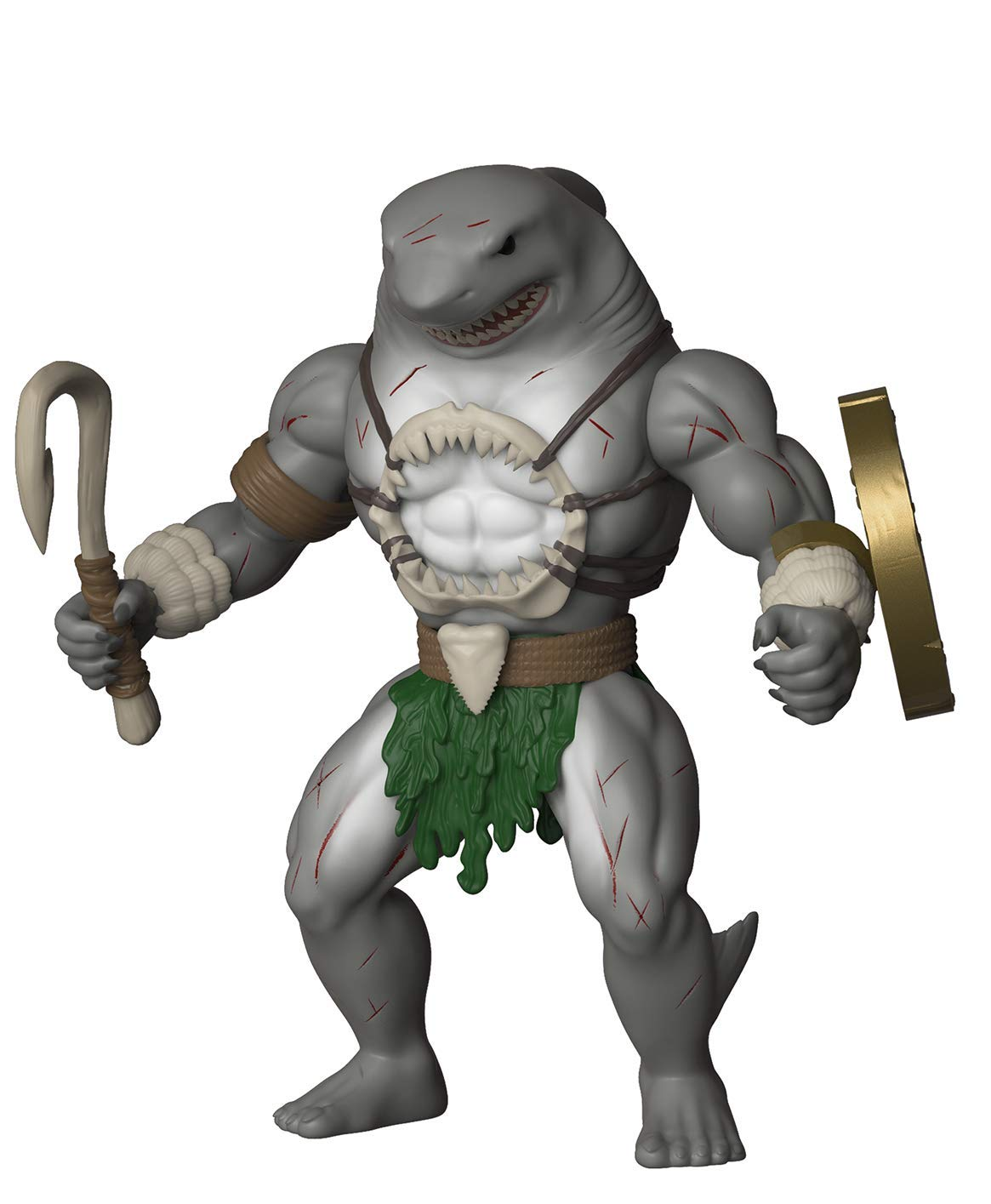 Funko DC Primal Age - King Shark Collectible Figure, Multicolor
