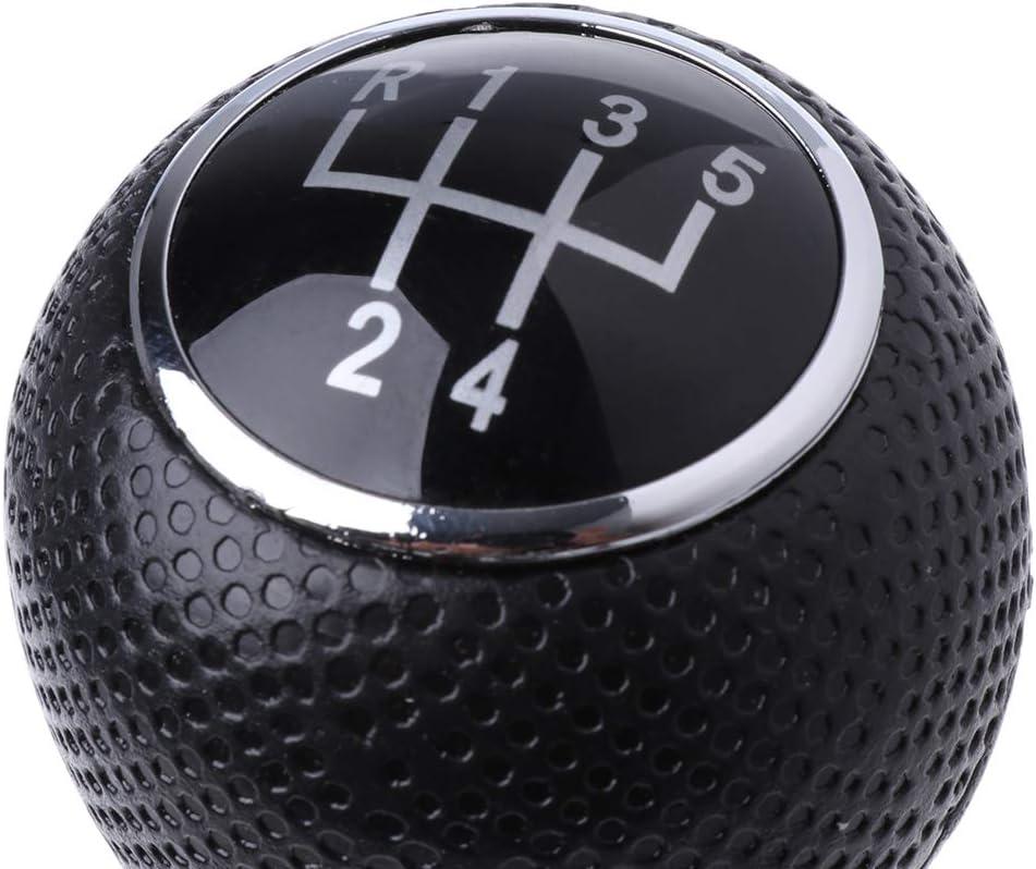 Baodanjiayou Pommeau de levier de vitesse 5 vitesses Compatible avec Classic 6N 6N2 Seat Ibiza