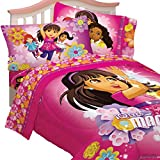 Dora Explorer Twin Bedding Set Friends Hola Amigos Bed