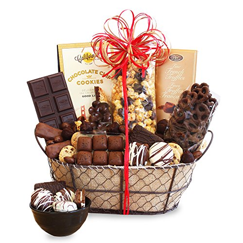 California-Delicious-Chocolate-Delights-Gift-Basket