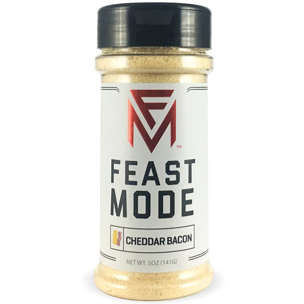 Feast Mode Flavors - Cheddar Bacon