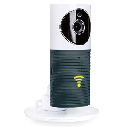 Cámara de seguridad inalámbrica inteligente By Lookout Monitor perfecto del bebé y del animal doméstico o
