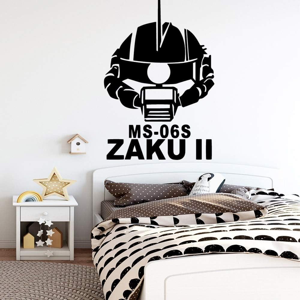 Etiqueta de la Pared Vinilo Papel Tapiz decoración Sala de Estar niños Dormitorio decoración calcomanía Pegatina Mural 42x66cm