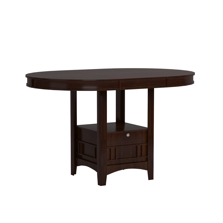 Lavon Counter Height Table Espresso