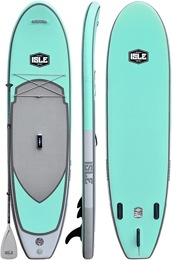 ISLE Surf and SUP Airtech Inflable Todo Alrededor de Stand Up ...