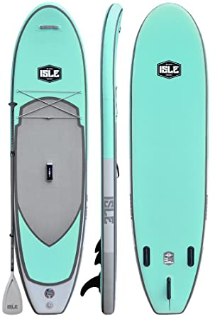 ISLE Surf and SUP Airtech Inflable Todo Alrededor de Stand ...