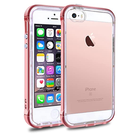 Amazon.com  iPhone SE 5S 5 Clear Phone Case Cover 1defc167ad56f