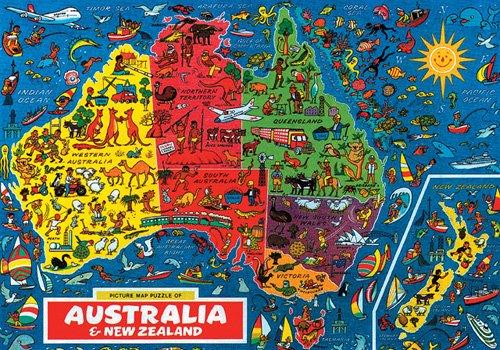 Australia new zealand 500 piece jigsaw jr puzzles amazon australia new zealand 500 piece jigsaw jr puzzles amazon toys games gumiabroncs Images