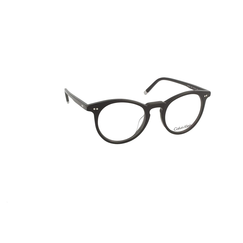 e198cf2525b Eyeglasses CK 5937 001 BLACK at Amazon Men s Clothing store