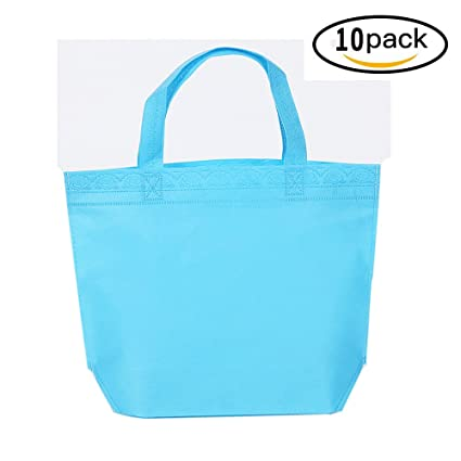 da7e0259f87 Amazon.com  MUZUO Reusable Grocery Canvas Tote Bag shopping bags 10 ...