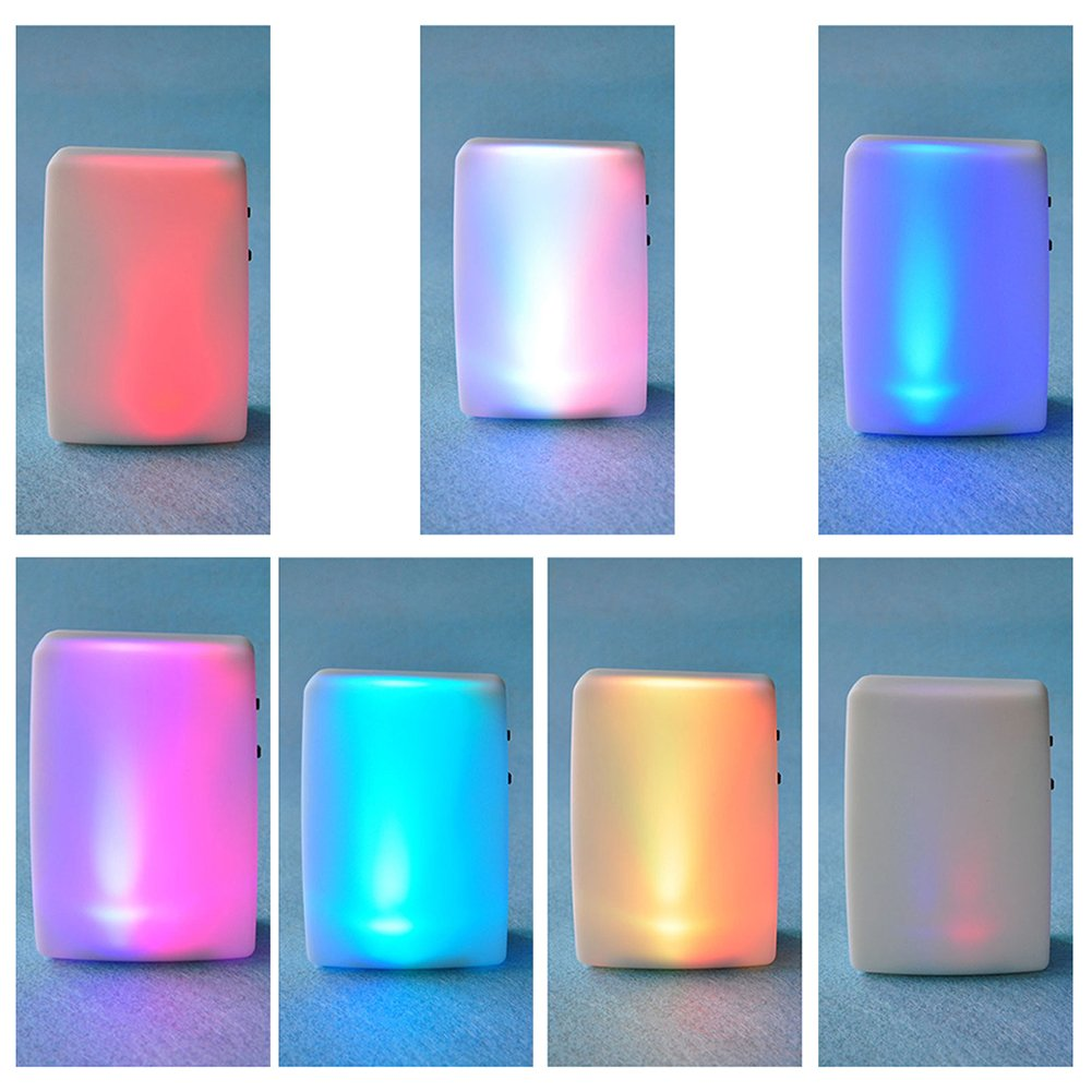 GutReise 7 Color Changeable Light Flash 16 songs 3 modes
