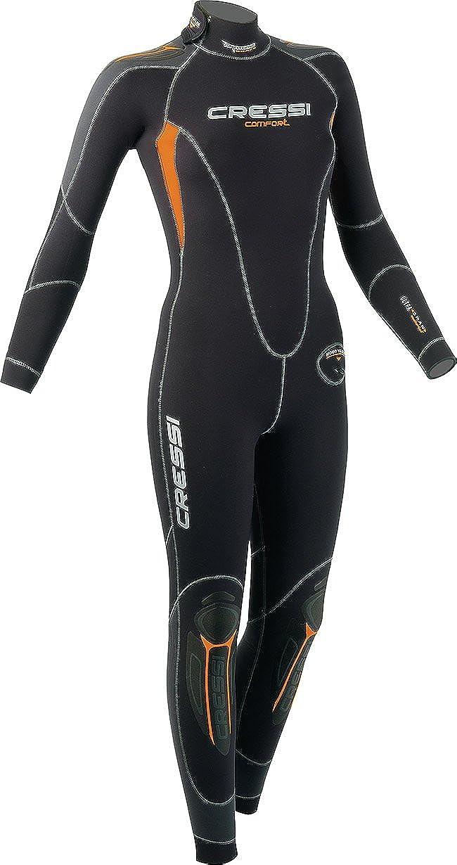 Cressi Comfort Plus Lady - Neopreno para Surf, Color Negro ...