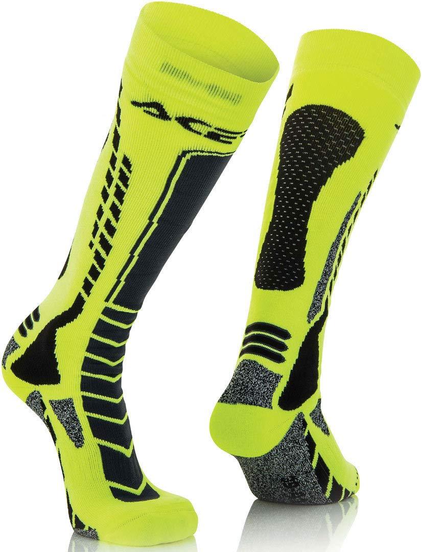 Moto Cross/Off Road Acerbis MX Pro Socks L-XL NERO-ARANCIO 2018 Pro