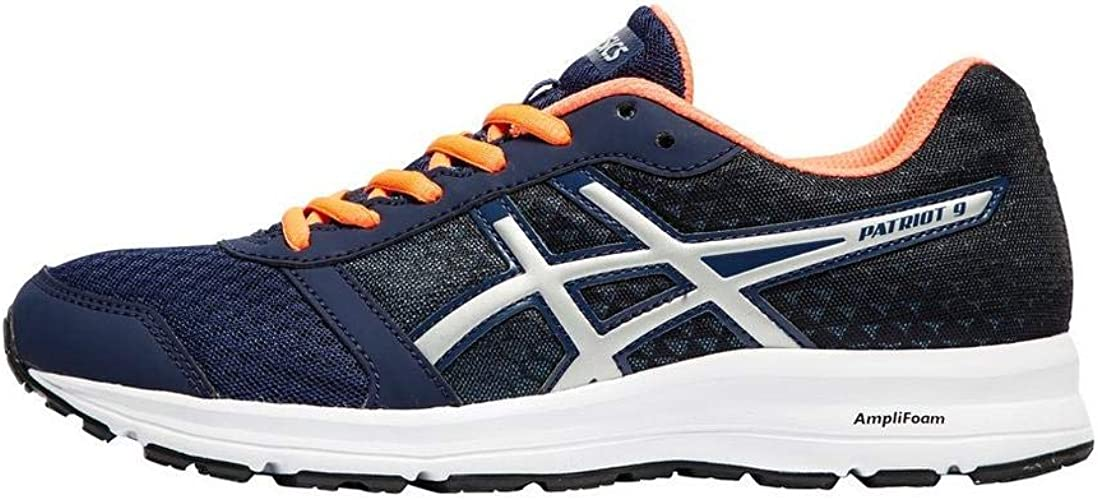 interior hierba No puedo  ASICS Women's Patriot 9 Training Shoes: Amazon.co.uk: Shoes & Bags